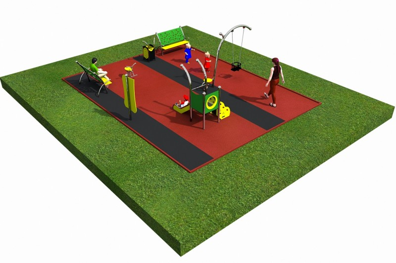 LIMAKO for toddlers layout  1 Inter Play Playground