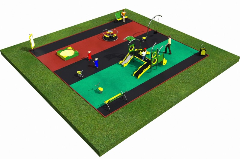 LIMAKO for toddlers layout 2 Inter Play Playground