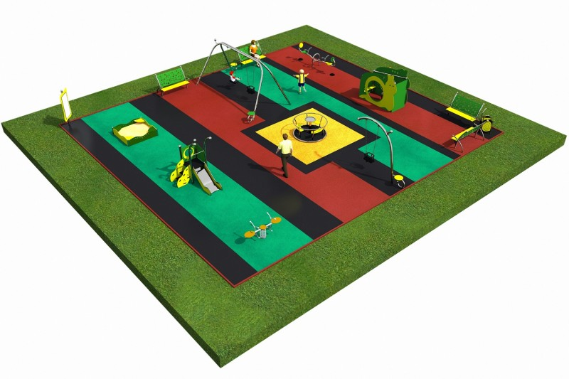 LIMAKO for toddlers layout 5 Inter Play Playground