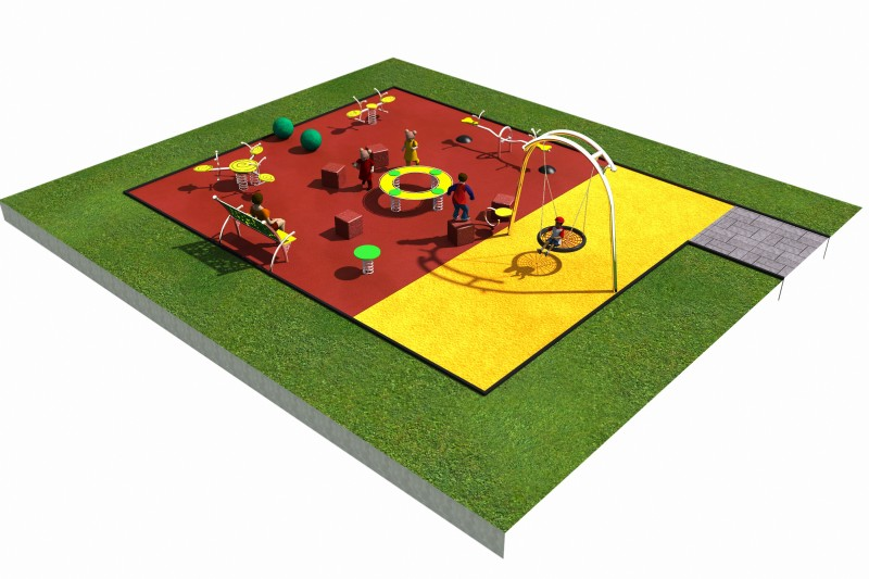 LIMAKO for kids layout 4 Inter Play Playground