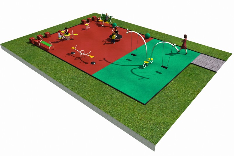 LIMAKO for kids layout 5 Inter Play Playground