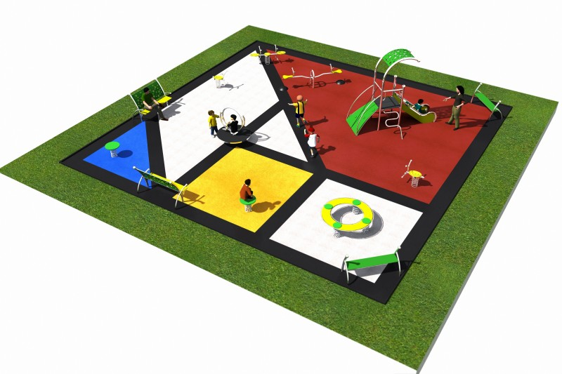LIMAKO for kids layout 8 Inter Play Playground