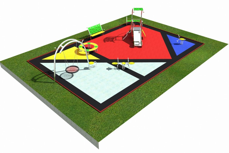 LIMAKO for kids layout 9 Inter Play Playground