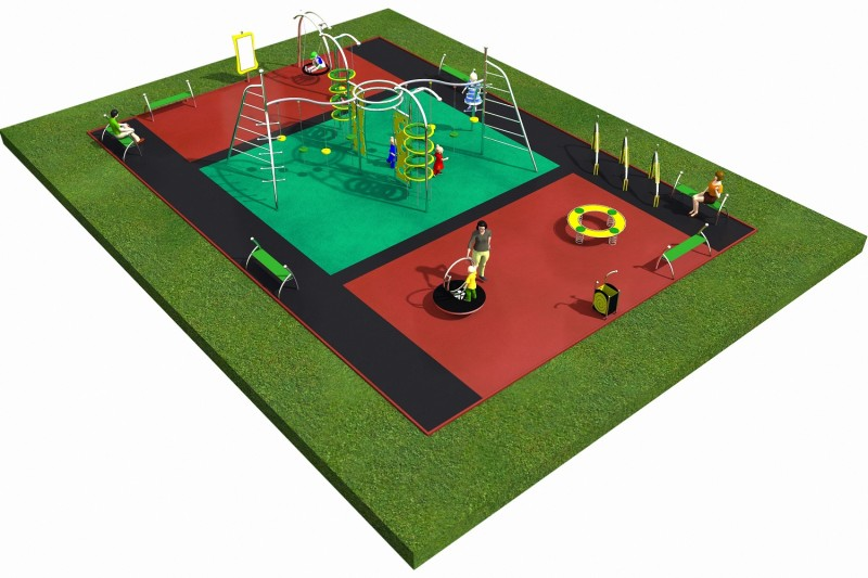 LIMAKO for teenagers layout 3 Inter Play Playground