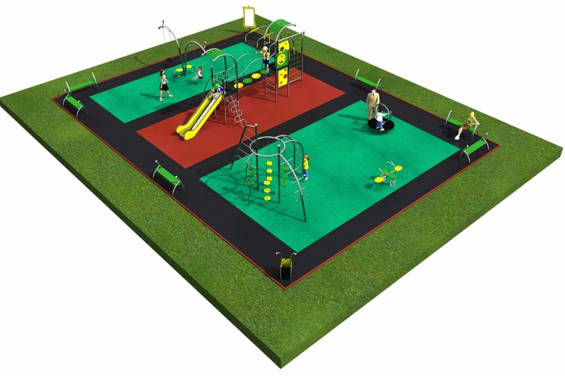 LIMAKO for teenagers layout 4 Inter Play Playground