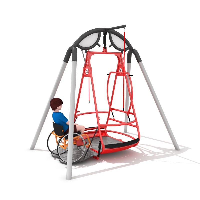 Playground Equipment for sale Trampoline Orta-I 150 x 500 Professional manufacturer