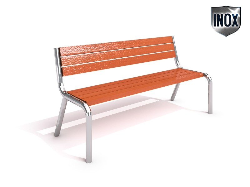 Playground Equipment for sale Stainless steel bench 13 Professional manufacturer