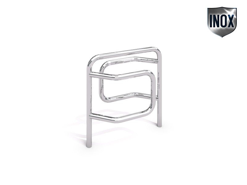 Playground Equipment for sale stainless steel bicycle rack 08 Professional manufacturer