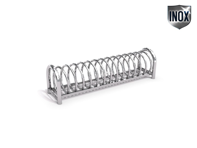 Playground Equipment for sale stainless steel bicycle rack 11 Professional manufacturer