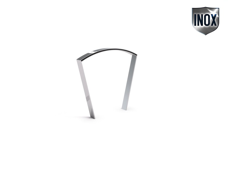stainless steel bicycle rack 23 Inter Play Playground