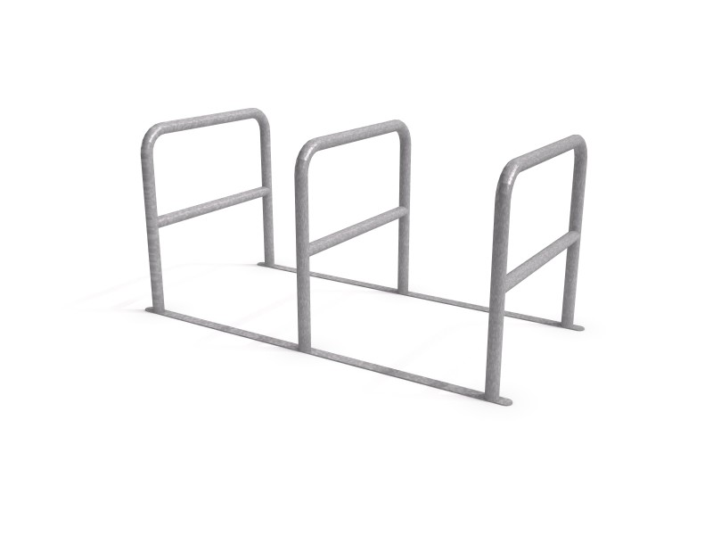 Steel bicycle rack 05 Inter Play Playground