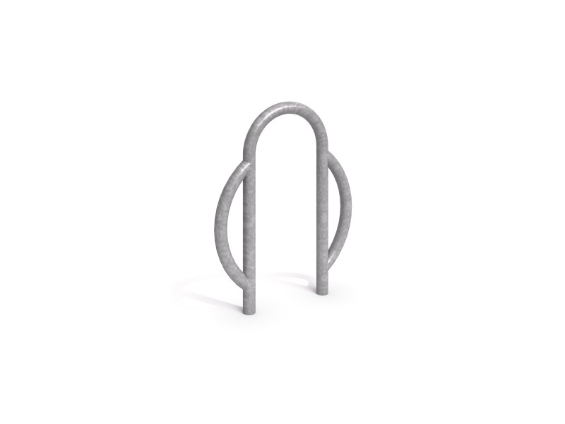 Steel bicycle rack 08 Inter Play Playground