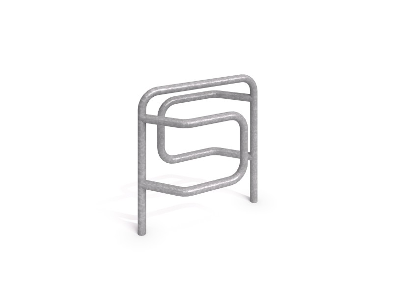 Playground Equipment for sale Steel bicycle rack 08 Professional manufacturer