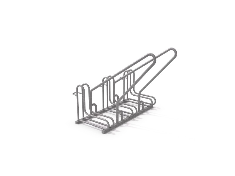 Playground Equipment for sale Steel bicycle rack 13 Professional manufacturer