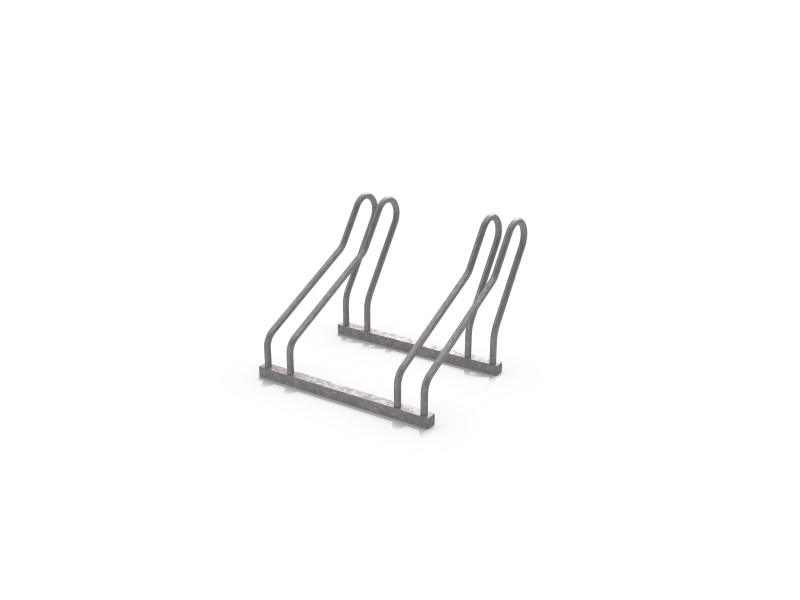 Steel bicycle rack 20 Inter Play Playground