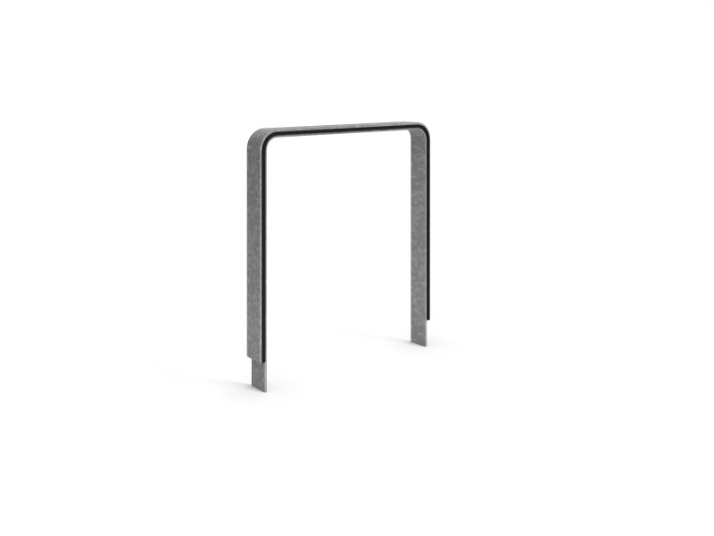 Steel bicycle rack 24 Inter Play Playground