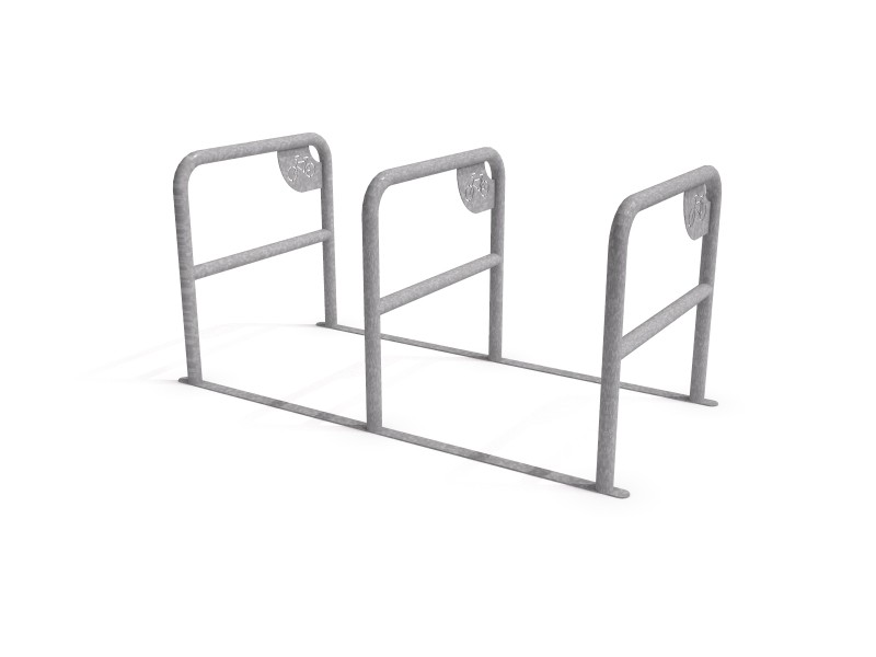 Playground Equipment for sale Steel bicycle rack 30 Professional manufacturer