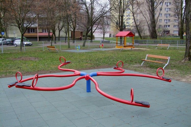 Playground Equipment Product OCTOPUS Inter Play