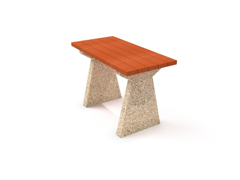 Inter-Play - Concrete table 01
