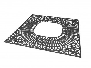 Inter-Play - Tree Grille 1C