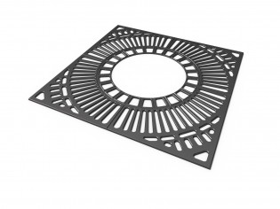 Inter-Play - Tree Grille 2A