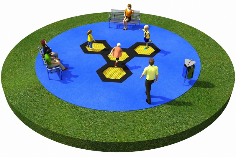 Trampolines  Layout 1 Inter Play Playground