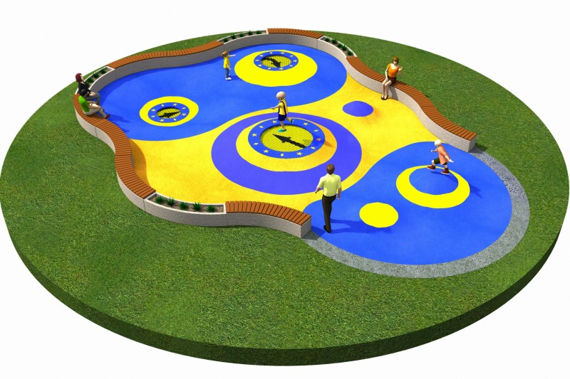 Trampolines  Layout 10 Inter Play Playground