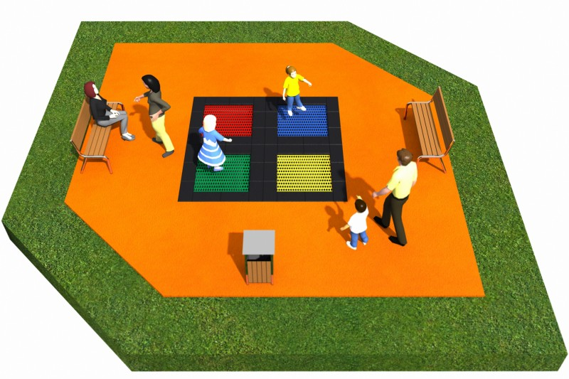 Trampolines  Layout 18 Inter Play Playground