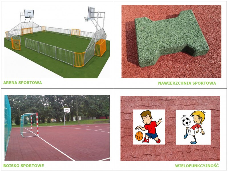 ARENA 5a (30x16m) Inter Play Playground