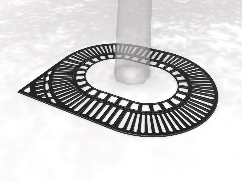 Tree Grille Mix 2 Inter Play Playground