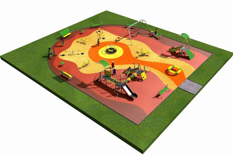 LIMAKO for kids layout 3 Inter Play Playground