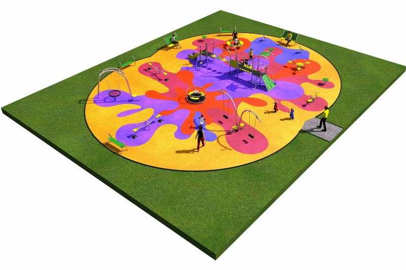 LIMAKO for kids layout 6 Inter Play Playground