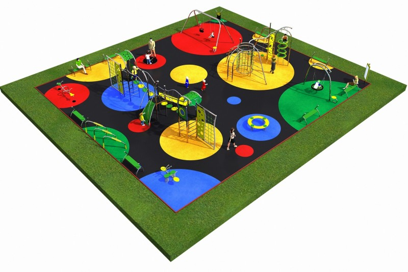 LIMAKO for teenagers layout 5 Inter Play Playground