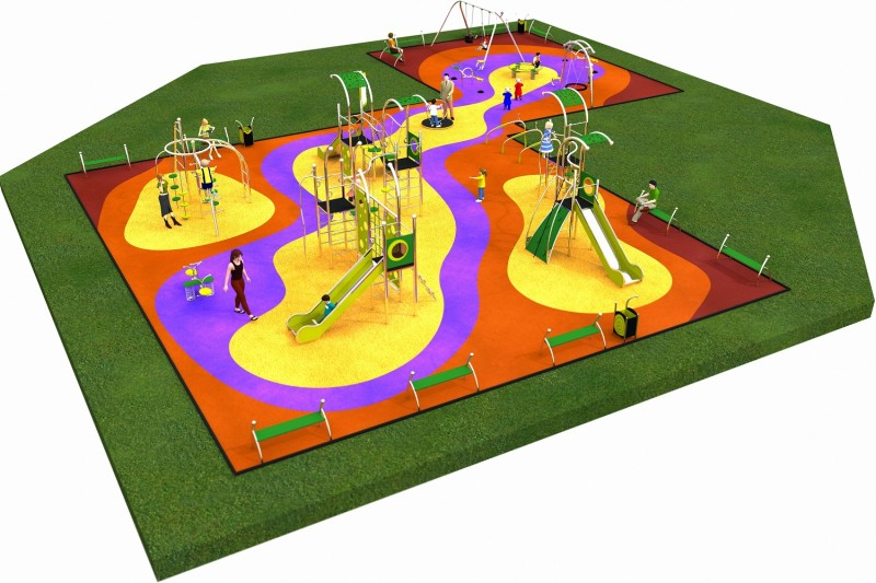 LIMAKO for teenagers layout 6 Inter Play Playground
