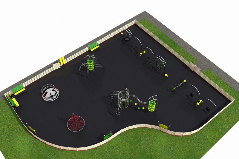 MIX layout 7 Inter Play Playground
