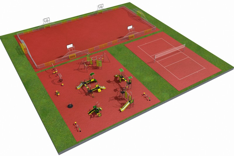 MIX layout 3 Inter Play Playground