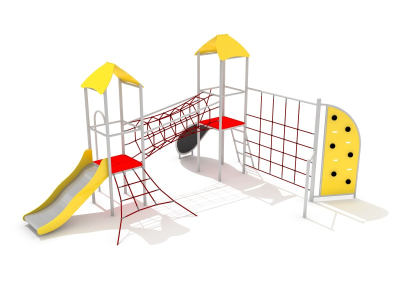 Playground Equipment for sale MARIGOLD Professional manufacturer