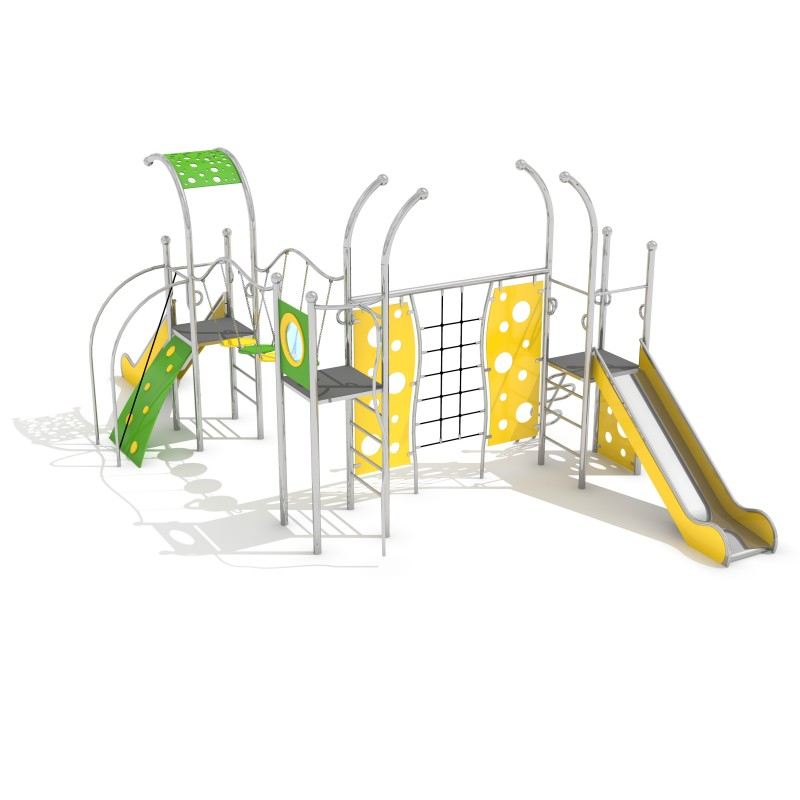 Playground Equipment for sale DOMO 2-4 Professional manufacturer