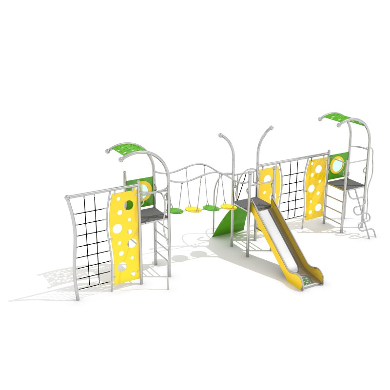 Playground Equipment for sale SABLO 2 Professional manufacturer