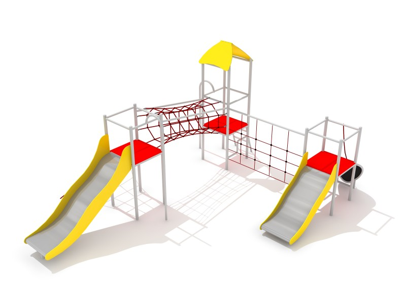 POPPY Inter Play Playground